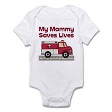 My Mommy Saves Lives Infant Creeper