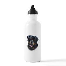 A Special Rottweiler Water Bottle