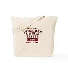 Personalizable IRWS Athletic Dept Tote Bag