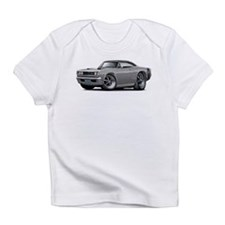 1969 Super Bee Grey-Black Car Infant T-Shirt