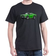 1969 Super Bee Green Car T-Shirt