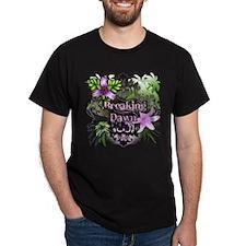 Breaking Dawn Honeymoon Flowers by Twibaby T-Shirt