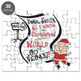 Vegan Christmas Wish Puzzle