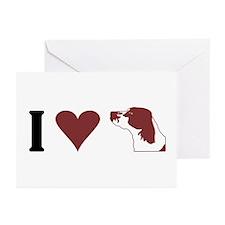 I Heart IRWS Greeting Cards (Pk of 20)