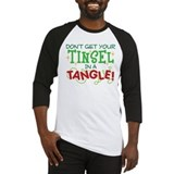 TINSEL IN A TANGLE Baseball Jersey