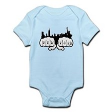 New York Tattoo Infant Bodysuit