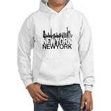 New York Skyline Jumper Hoody