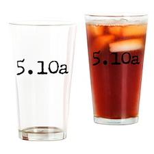 Cute Lead Drinking Glass