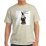 James Gnome Ash Grey T-Shirt