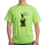 James Gnome Green T-Shirt