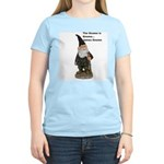 James Gnome Women's Pink T-Shirt