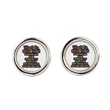 Jayzart badge Eng Flag - Mini Button (10 pack)