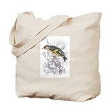 Goldfinch Bird Tote Bag