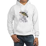 Goldfinch Bird (Front) Jumper Hoody