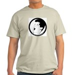Wilhelm Ash Grey T-Shirt