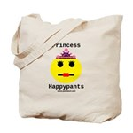 Princess Happypants - Tote Bag