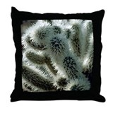 Cactus Art Throw Pillow