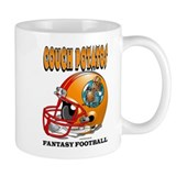 Fantasy Football - Couch Potatos Mug