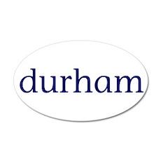 Durham 22x14 Oval Wall Peel