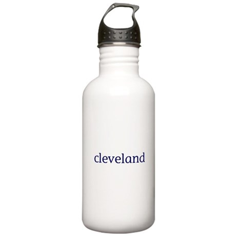 Cleveland Stainless Water Bottle 1.0L