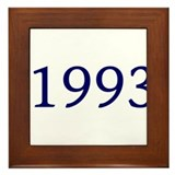 1993 Framed Tile