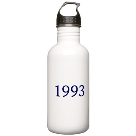 1993 Stainless Water Bottle 1.0L