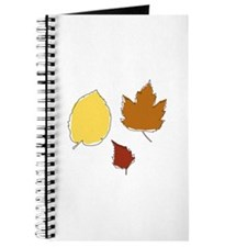 Autumn Leafs Journal