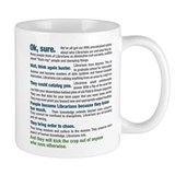 Unique Librarians Mug