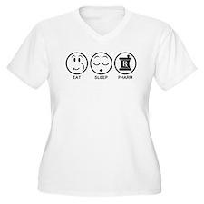 Eat Sleep Pharm T-Shirt