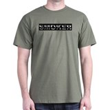 SMOKER Black T-Shirt