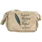 Cute William Messenger Bag