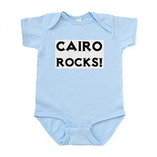 Cairo Rocks! Infant Creeper