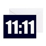 11:11 Greeting Cards (Pk of 20)