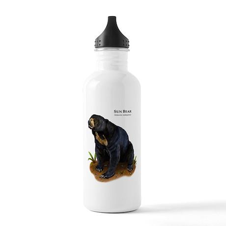 Sun Bear Stainless Water Bottle 1.0L