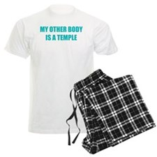 My other body is a temple Pajamas