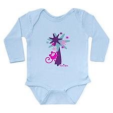 Monkey Dream Long Sleeve Infant Bodysuit