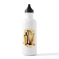 Harp Love Water Bottle