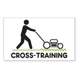 Cross-Training Decal