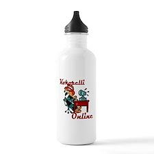 Computer Kokopelli Water Bottle