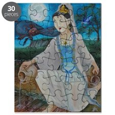 Unique Quan yin Puzzle