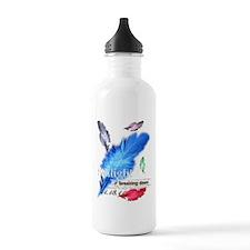Breaking Dawn: forever... Water Bottle