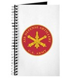 Air Defense Artillery Plaque Journal