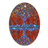Tree of Life - Ornament (Oval)