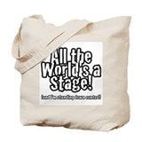"ATW ""Down Center"" Tote Bag"