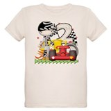 Racecar Birthday T-Shirt