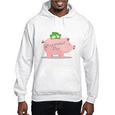 Capitalist Pig Hoodie