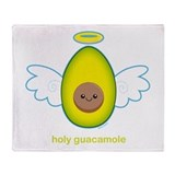 Holy Guacamole! Throw Blanket