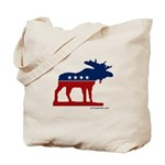 Bull Moose Party Tote Bag