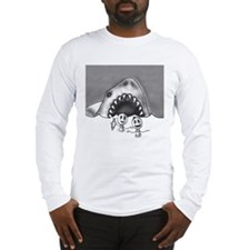 "Staticthread's ""Feeding Time"" Long Sleeve T-Shirt"