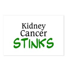 Kidney Cancer Stinks Postcards (Package of 8)